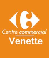 Galerie marchande de Carrefour Venette