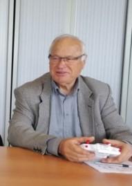 Bénévole OSARC Edouard Zywieck