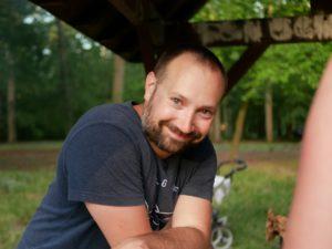 bénévole OSARC Sébastien Hager