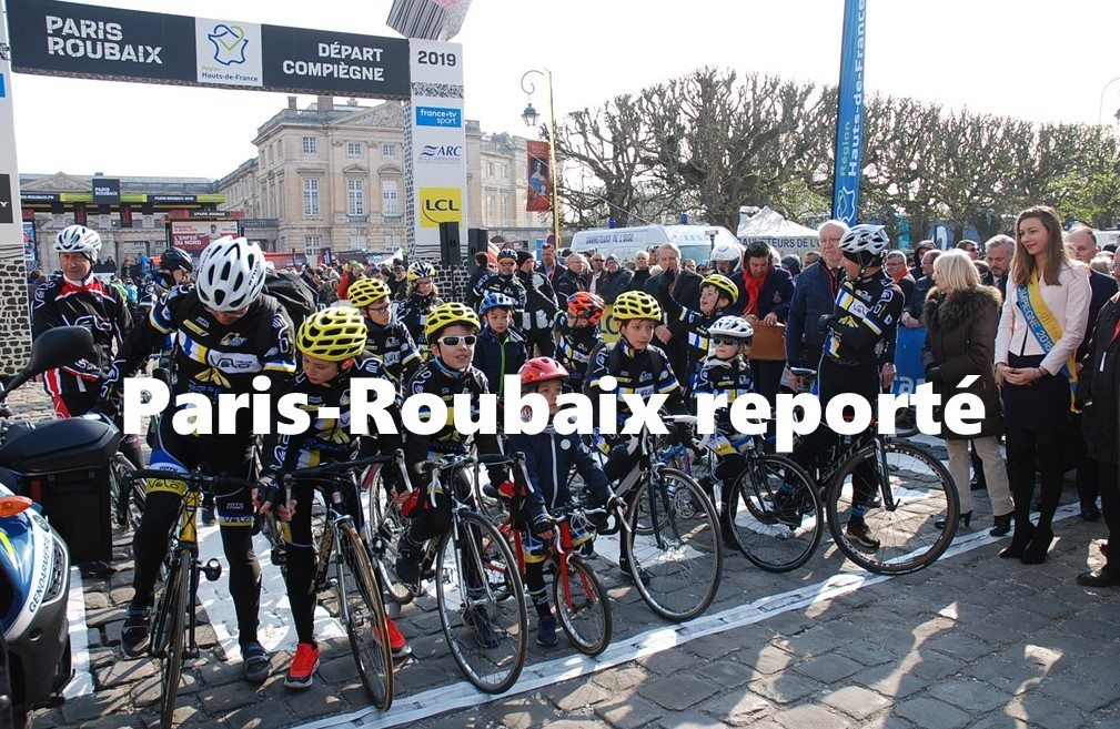PARIS ROUBAIX REPORT