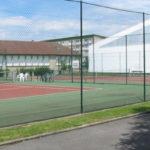 Margny courts de tennis